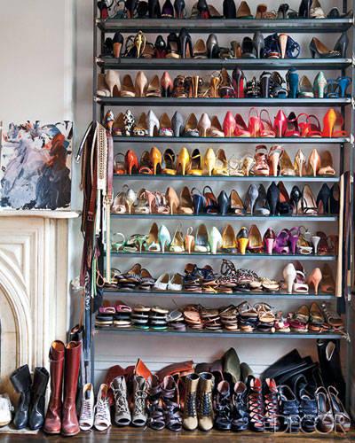 Jenna Lyon's closet