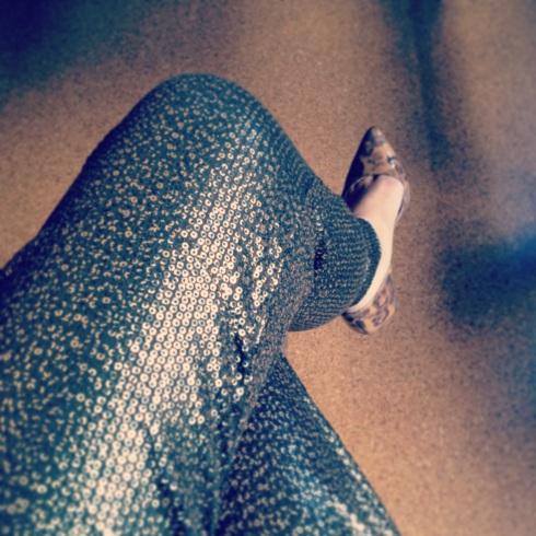 leg shot - me