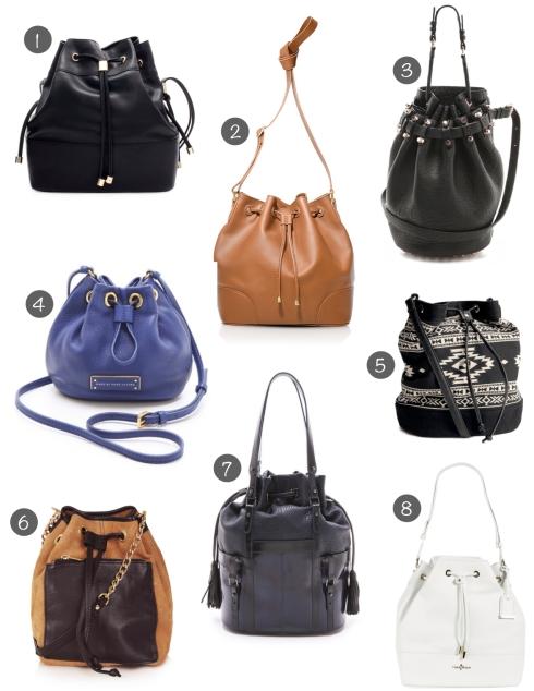 drawstring bag - layout