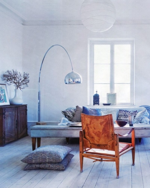 home inspiration - ecclectic