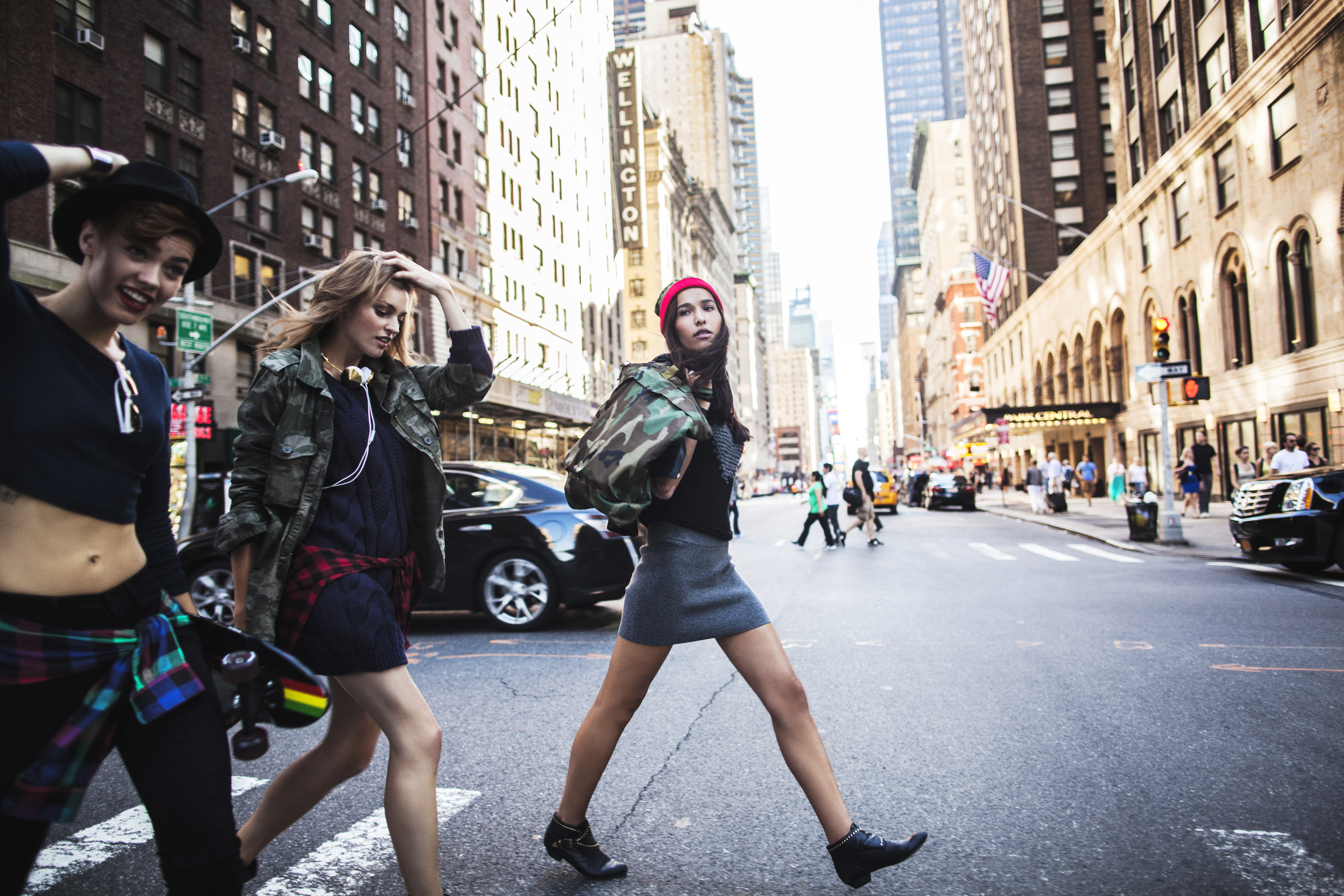 Urban Street Fashion Pictures Scarlett Johansson Zimbio   5616x3744