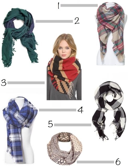 put a scarf on it