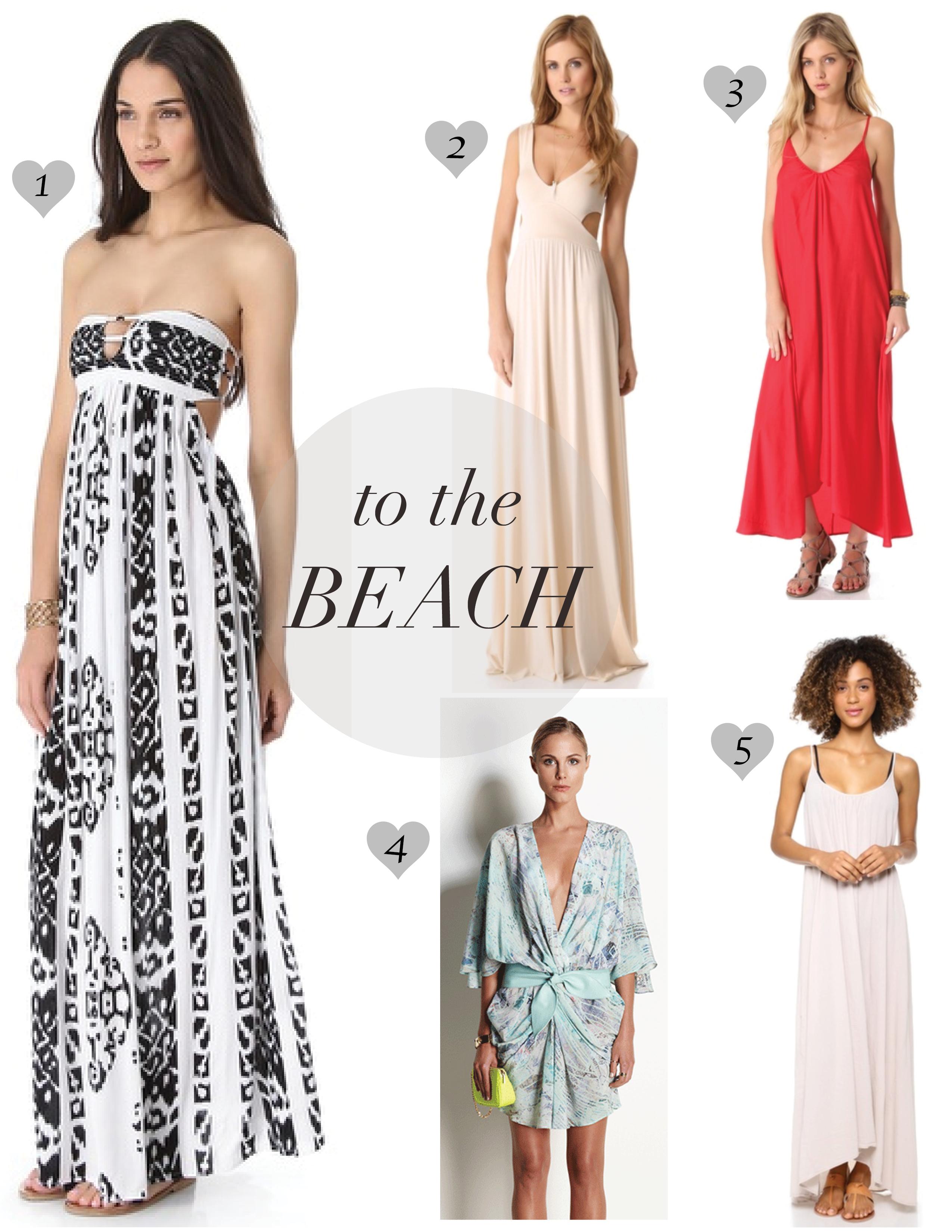 Summer Vacation Dresses Photo Album - Reikian