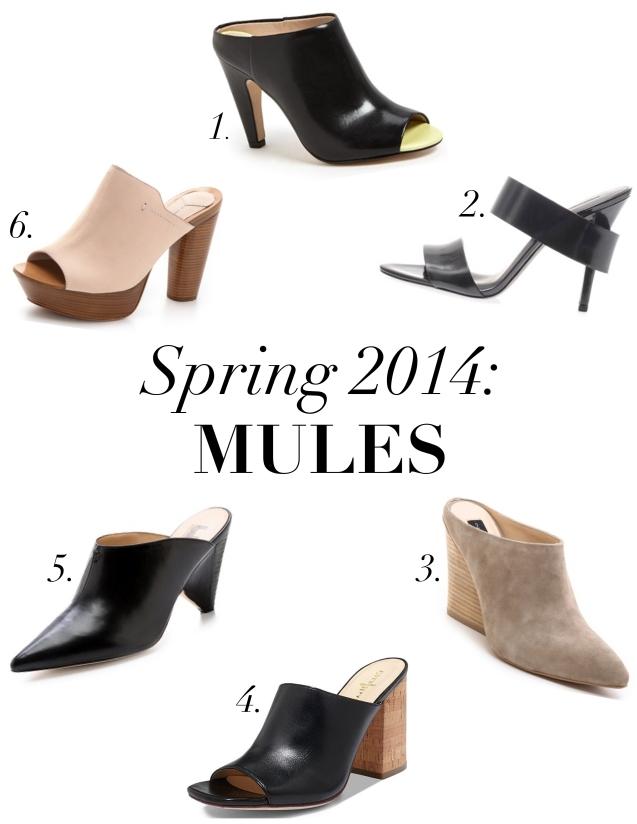 mules - 2